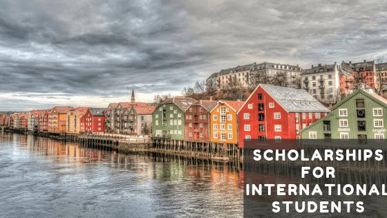 Scholarships for international students 2019