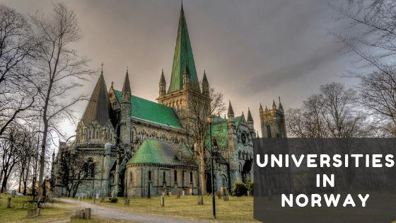 universities in Norway university